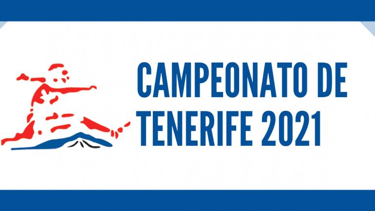 Campeonato de Tenerife Absoluto 2021